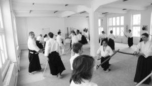 Aikido Dojo Südstern 17