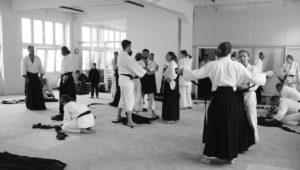 Aikido Dojo Südstern 57