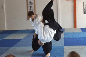 Aikido Dojo Berlin – Guillemin 12