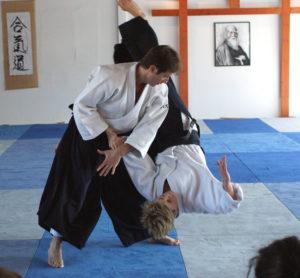 Aikido Dojo Berlin – Guillemin 13
