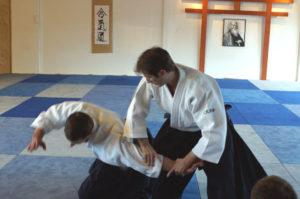 Aikido Dojo Berlin – Guillemin 16