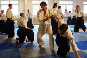 Aikido Dojo Südstern 26