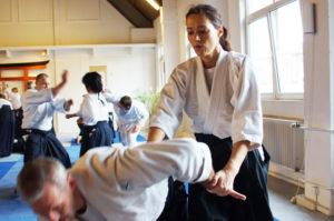 Aikido Dojo Südstern 29
