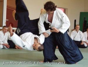 Jean-Marie Milleville 5.Dan – Chojnice 2013 (1)