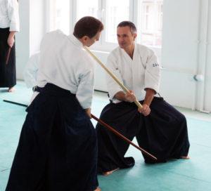Aikido Dojo Südstern – Michel Erb