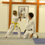 Jean-Marie Milleville 6. Dan – Kinder Training